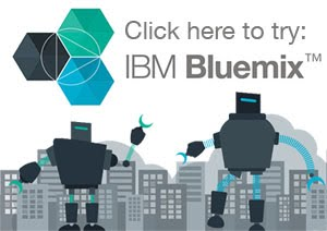 try IBM Bluemix